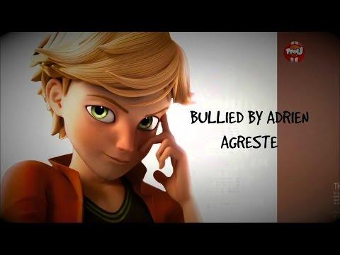 Adrienette story-part 1-Bullied by Adrien Agreste - YouTube
