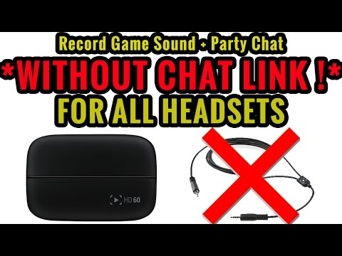 [Full Download] How To Record Party Chat With The Elgato ...