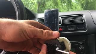 Лучший держатель для телефона- магнитный держатель своими руками. Топ