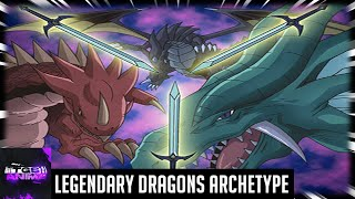 Yugioh Trivia: Legendary Dragons & Legendary Knights - Episode 111