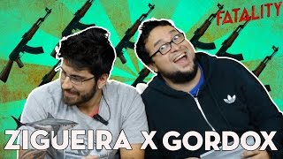 GAME CASTIGO - GORDOX VS. ZIGUEIRA #9