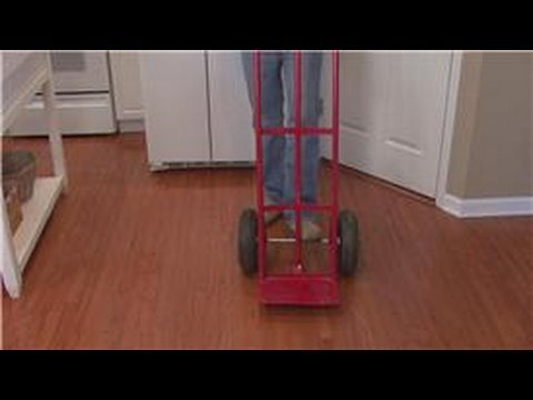 home improvement maintenance best way to move a refrigerator youtube. Black Bedroom Furniture Sets. Home Design Ideas