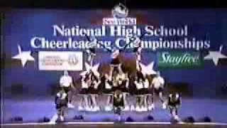 Paul Laurence Dunbar High School <b>1993</b> - <b>Cheerleading</b>