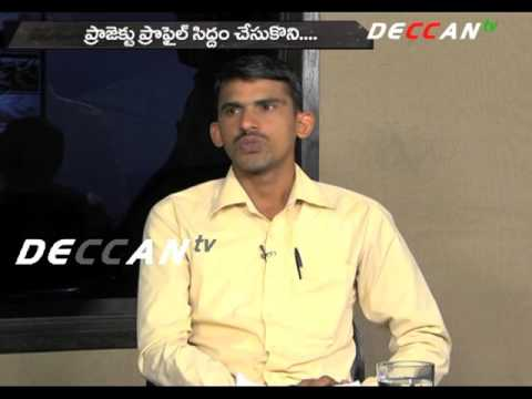 SELF EMPLOYMENT WITH PRIME MINISTER EMPLOYMENT GENERATION SCHEME - LEAD THE LIFE / DECCAN tv