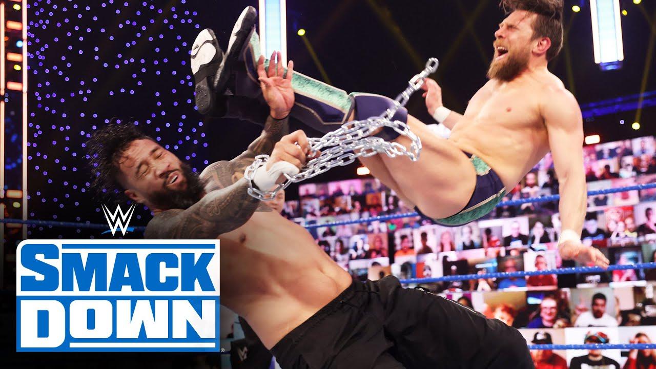 Download Daniel Bryan vs. Jey Uso - Street Fight: SmackDown, April 2, 2021