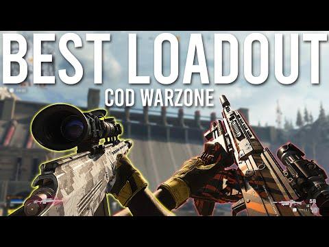 Call Of Duty Warzone Best Loadout