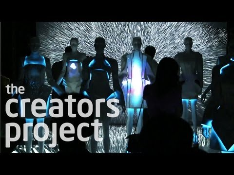 Massive Futuristic Party in Beijing | The Creators Project