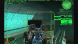 Armored Core Nexus - Final Mission