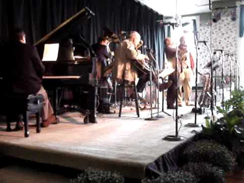 """MARTY GROSZ and the HOT WINDS (Sept. 2007): """"Arkansas Blues"""""""