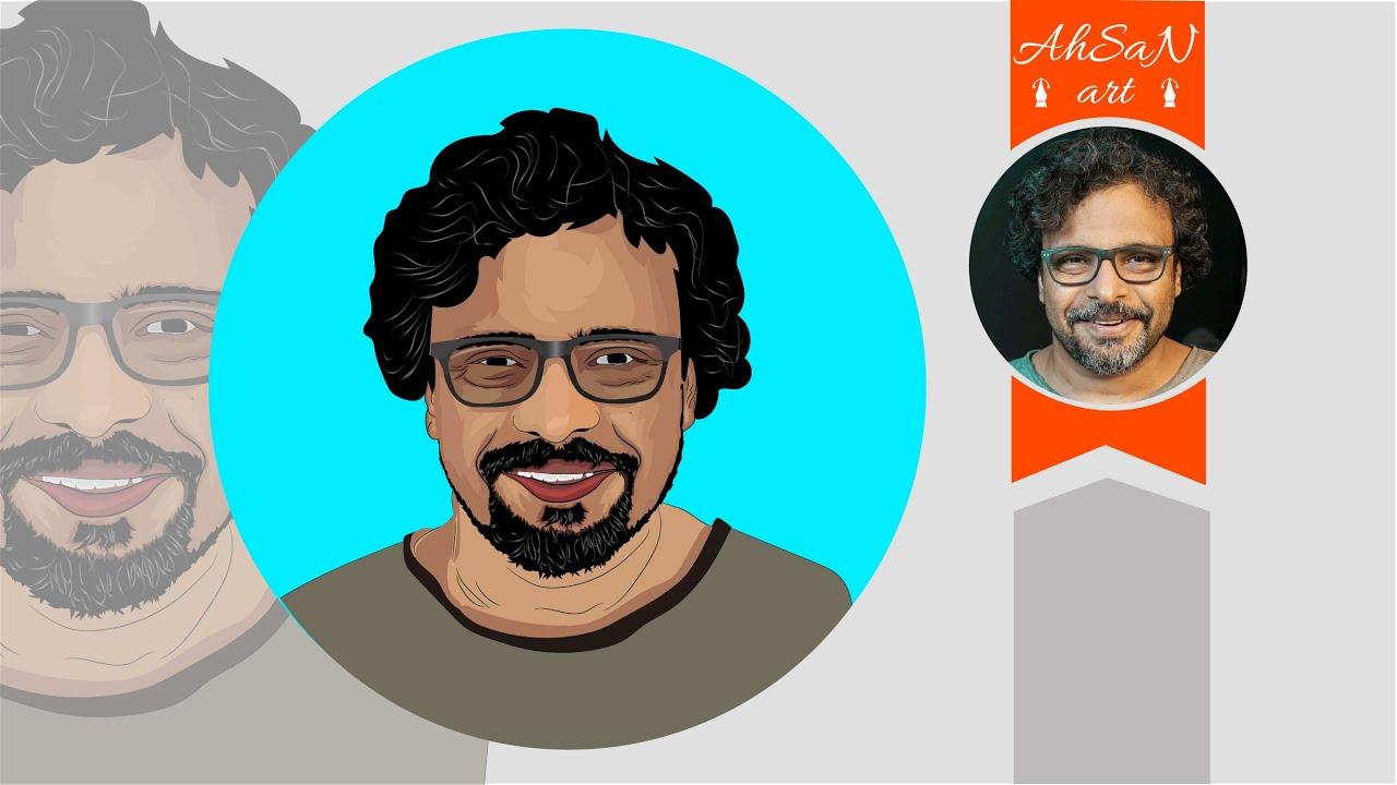 Download GFX Mentor Vector Portrait (Teacher) || Speed Art || GFX Mentor || Adobe Illustrator