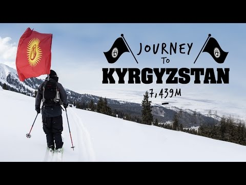 The Faction Collective x Gear4guides: Journey to Kyrgyzstan