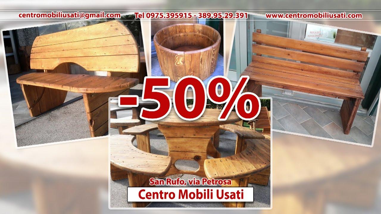Spot Centro Mobili Usati   PROMOZIONE SALDI FINO AL 50%