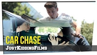 Movies Vs Real Life: Car Chase
