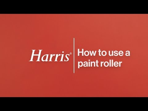 How To Paint Fast & Clean With A Paint Roller