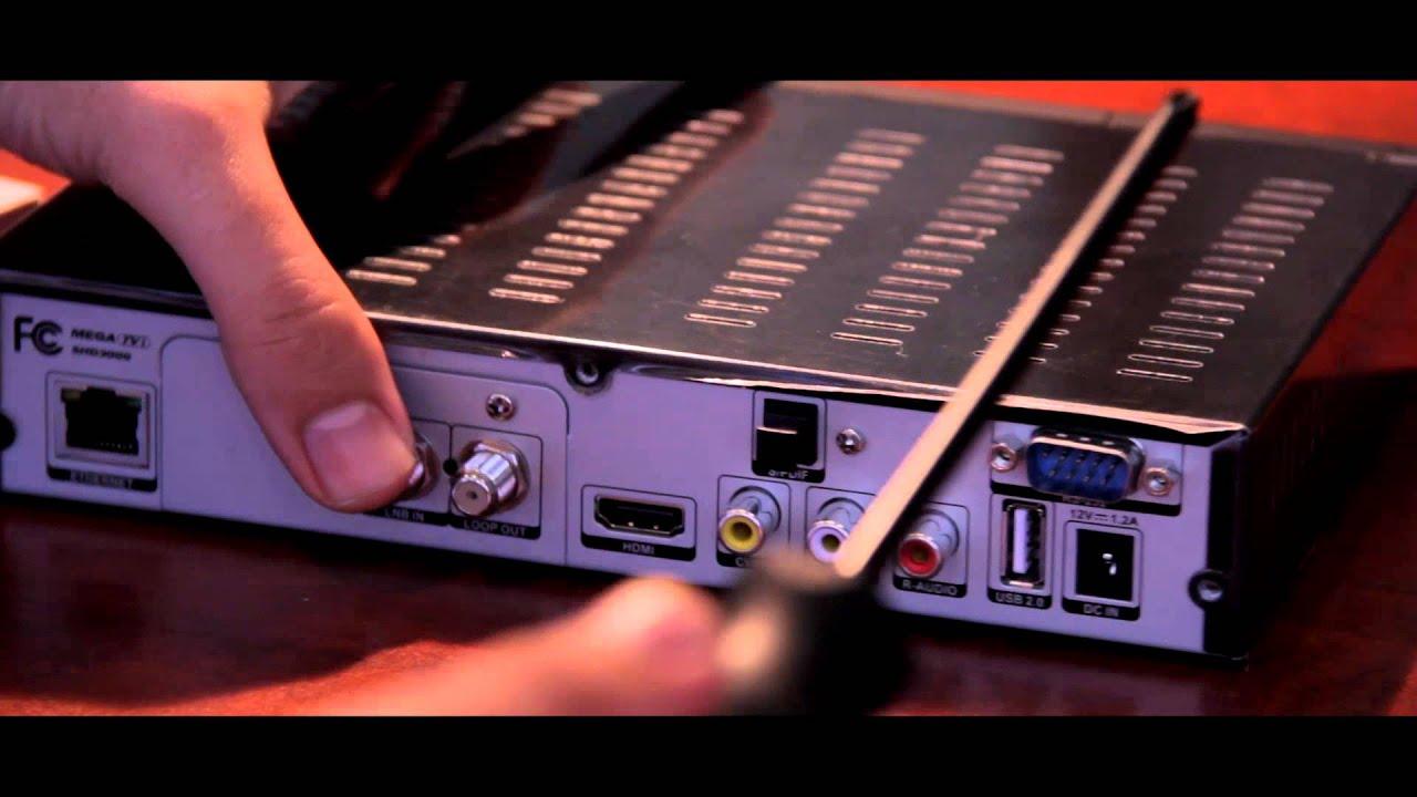 MegaTVi - Installing the MegaTVi (Part 1)