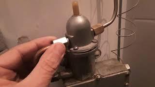 Несправна автоматика котла АОГВ-11,6-1.