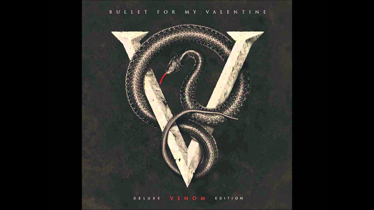 Bullet For My Valentine Scream Aim Fire Live Venom