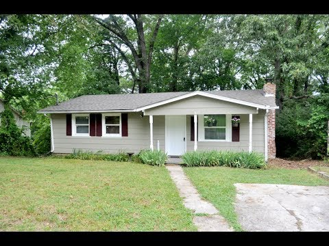 Cute house for sale - 829 Spring Dr Knoxville Tn 37920 South Knoxville
