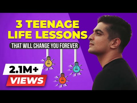 3 Teenage Life Lessons That Will Change You FOREVER | BeerBiceps Motivational Video