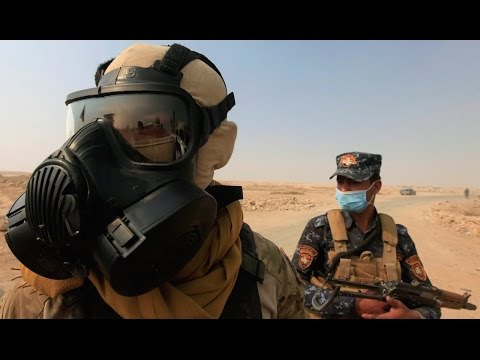 ISIS Spreads Miles-Wide Toxic Gas Cloud Over Iraq
