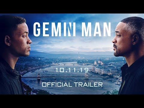 Gemini Man | Official Trailer 2 (2019) | Paramount Pictures
