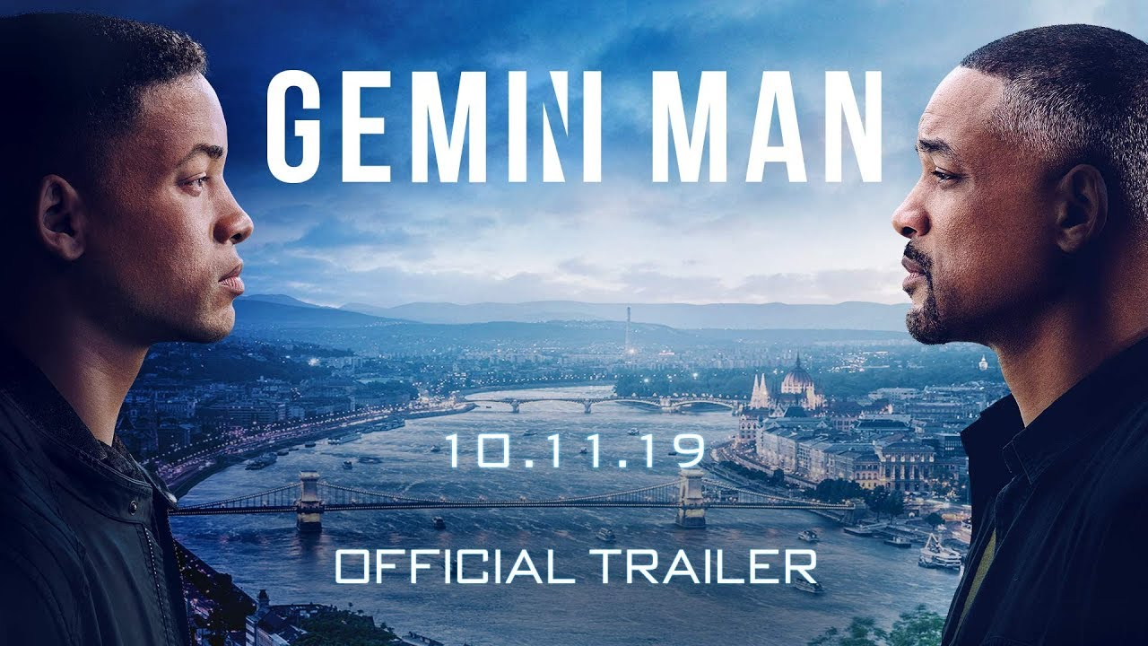 Gemini Man second offical trailer