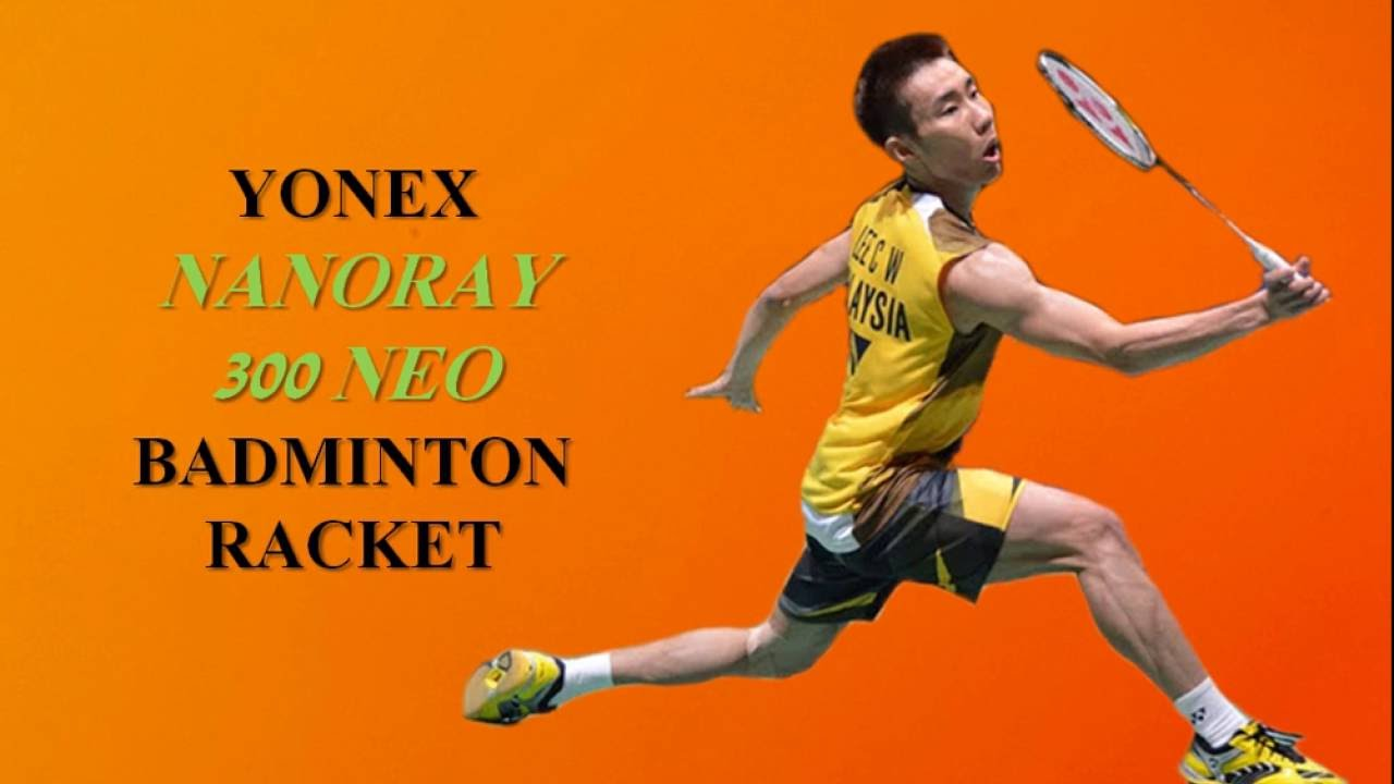 Yonex Nanoray 300 NEO Badminton Racket