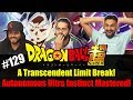Dragon Ball Super ENGLISH DUB - Episode 129 - Group Reaction