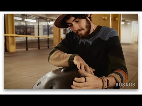 Sam Maher - New York Handpan 01