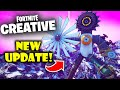 Fortnite Creative Just Got a Lot of NEW Stuff!