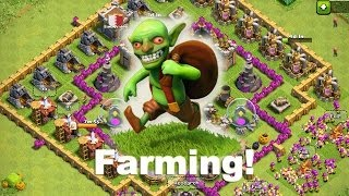 Mobile Gaming Announcement - Easy Way To Farm In Clash of Clans (COC)