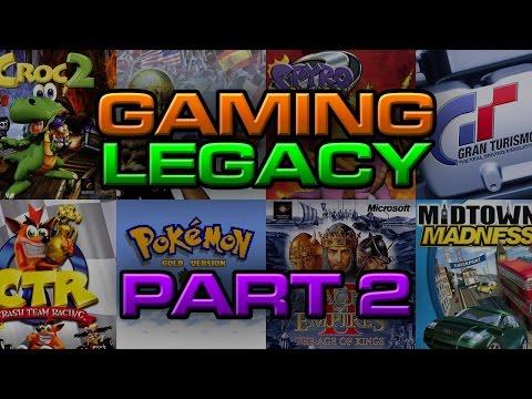 Gaming Legacy Part 2: 1999-2001