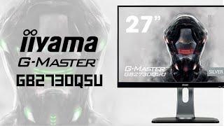 [Cowcot TV] Présentation écran IIYAMA GB2730QSU-B1