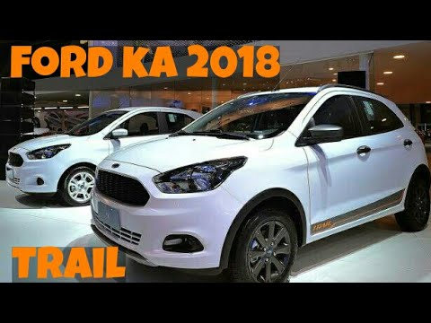 novo ford ka 2018 novidades detalhes pre os e. Black Bedroom Furniture Sets. Home Design Ideas