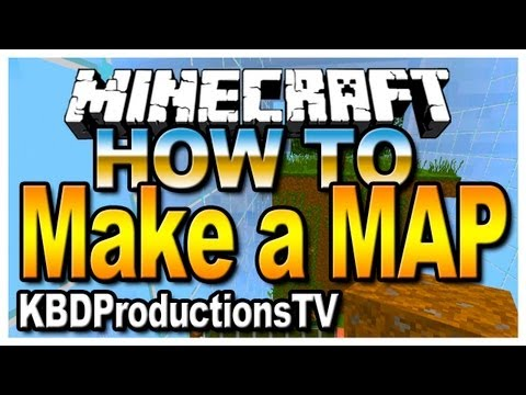 Minecraft Minecraft How To Make A Map