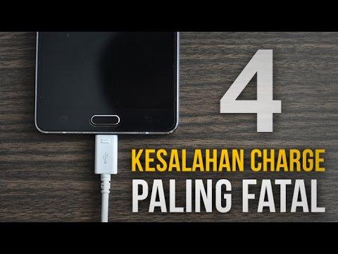 4 Kesalahan FATAL Saat Charge Smartphone