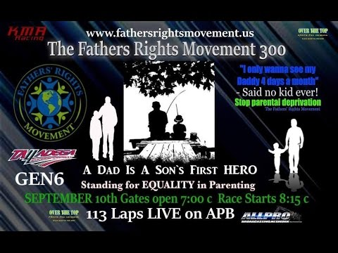 FATHERS RIGHTS MOVEMENT-KMA RACE