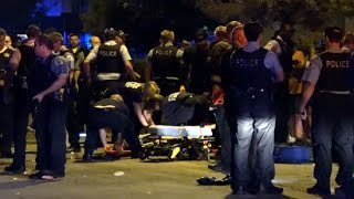 Crime Scene Video: 8 Dead 41 Wounded on the Bloody Streets Chicago