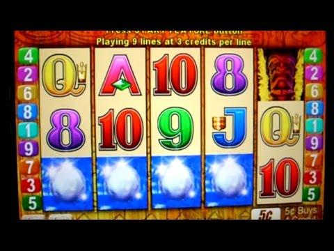 Tiki Torch Free Slots