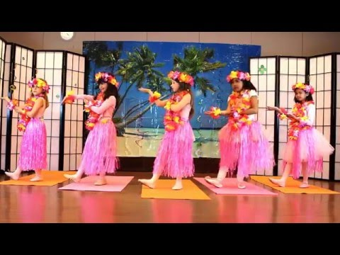 Hawaiian Dance/Butterflies/Thursday Ballet Class