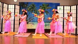 Hawaiian Dance/Butterflies/Thursday Ballet Class