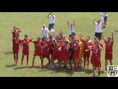 Finale Nazionale Juniores 2017: Virtus Bergamo 1909 campione d'Italia