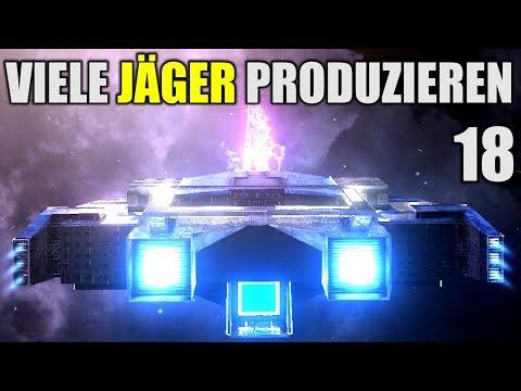 Avorion #18 Im Schiff Jäger produzieren | Deutsch