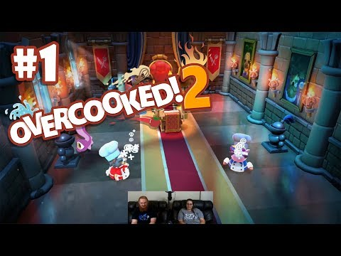 The Missing Hyphen | Overcooked 2 #1