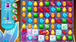 Candy Crush Soda Saga Level 1414 (2nd nerfed)