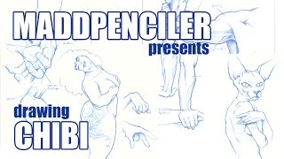 Watch Me Draw A Chibi - Project Ten