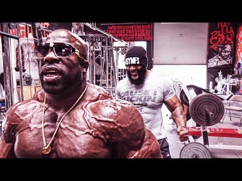 Curl That Shit - Kali Muscle + CT Fletcher