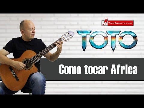 Como tocar Africa de toto