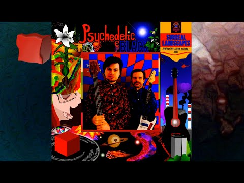 Psychedelic eF-Black - Surreal Landscapes [2021] (Full compilation album) - YouTube