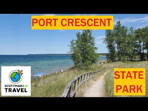 Summer Nature Walk at Port Crescent State Park | Port Austin, Michigan